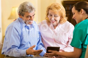 Surecalm-stock-photo-88352347-home-healthcare-nurse-with-senior-couple